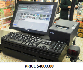 SelloRama Point of Sale Cash Register
